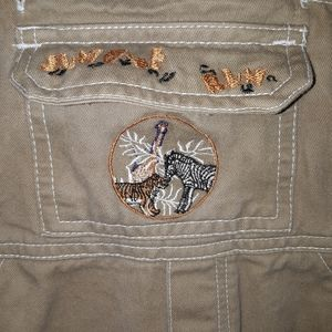 Other - Jungle overall shorts